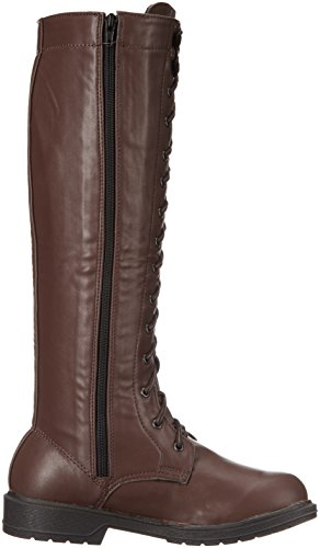 Karina Boot Ellie Shoes Women's Brown Riding 151 fCwaCxHqt0
