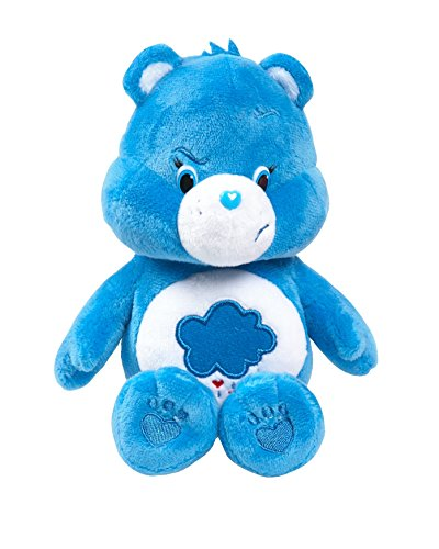 Care Bears Just Play, Grumpy Bear Bean Plush - Care Bears Stuffed Animals