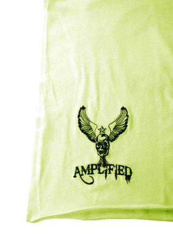 Amplified - Top - Maniche corte  - Donna Giallo Giallo pastello  X-Small