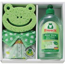 【まとめ 10セット】 フロッシュ キッチン洗剤ギフト アロエヴェラ FRS-515 GR C7289538 C8280038 C9282537 B07KNTNB73