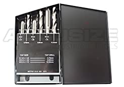 Accusize Industrial Tools 18 Pc Hss Tap ...