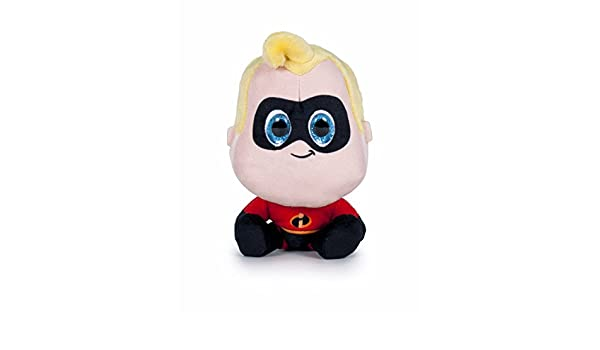 Amazon.com: Disney Glitzies – Peluche Los Increibles Bob (Famous 760016540): Toys & Games
