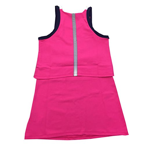 Vestido Padel Naffta Niña 991-10: Amazon.es: Deportes y aire ...