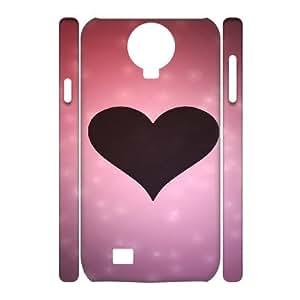3D Samsung Galaxy S4 Cases Love 54, [White]