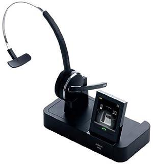 Jabra 9470-26-904-101 - Auriculares de diadema abiertos inalámbricos, negro