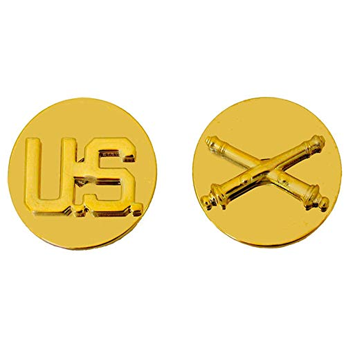 Army Field Artillery Branch Insignia - Enlisted ()