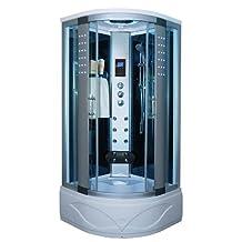 Steam shower. Steam & Ozone generator,Bluetooth . 8004-A