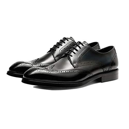 Business Men Es Schuhe Farbe Passend Trend Schuhe Herrenschuhe Kleid Mode Schuhe, Geeignet Für Die Arbeit/Party/Hochzeit Formalen Anlass Blackgray