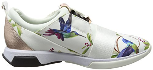 Mujer ffffff highgrove Para Baker Blanco Hummingbird Ted Zapatillas Cepap F8CwagIq