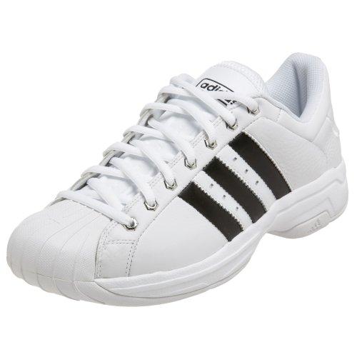 Basketball Superstar Adidas - adidas Men's Superstar 2G Basketball Shoe,White/Black/Silver,16 M
