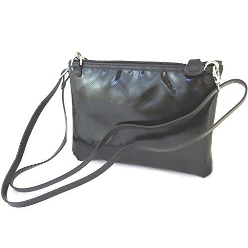 Pouch bag Gabsmulticolore (numeri)- 24x18x3 cm.