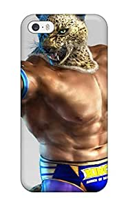 First-class Case Cover For Iphone 5/5s Dual Protection Cover King Tekken