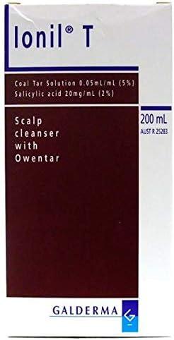 Ionil Treatment Scalp Shampoo 200ml: Buy Online at Best Price in UAE - Amazon.ae