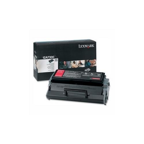 Lexmark 12a7300 Black Toner Cartridge for E321/ E323 - 3000 Pages (Lexmark 12A7300) ()