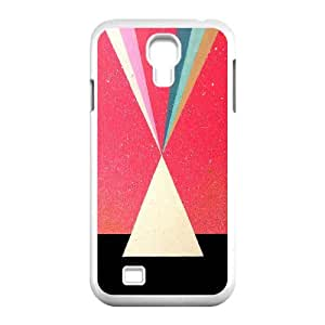 Good Quality Phone Case Designed With Triangle Pattern For Samsung Galaxy S4 I9500