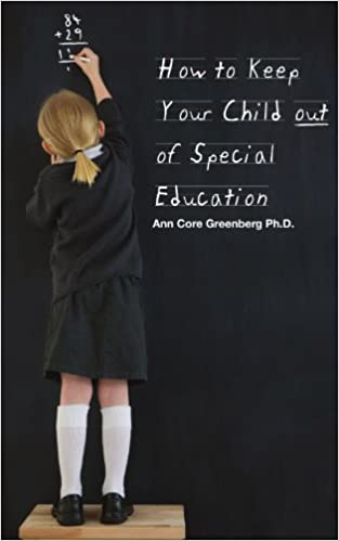 Book How to Keep Your Child out of Special Education