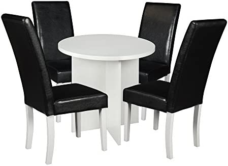 Fabulous Amazon Com Niche Nrt3029Wh60Wh4Pk Mod Set With With 4 High Spiritservingveterans Wood Chair Design Ideas Spiritservingveteransorg
