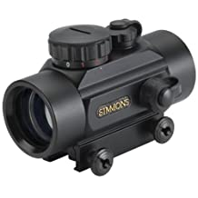 Simmons Red Dot 1x 30mm Crossbow Scope, Matte