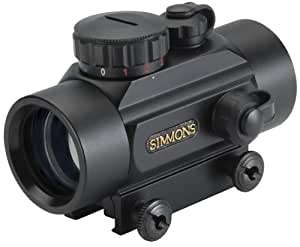 Simmons RedDot 1x 30mm 3-Dot, Red Illuminated Crossbow Scope