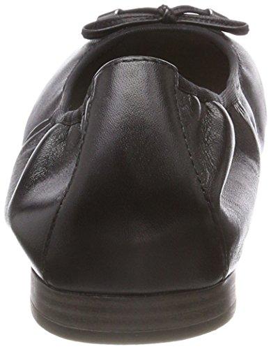 black Para Negro Mujer 22112 Bailarinas S Nappa oliver qPOw4tvY