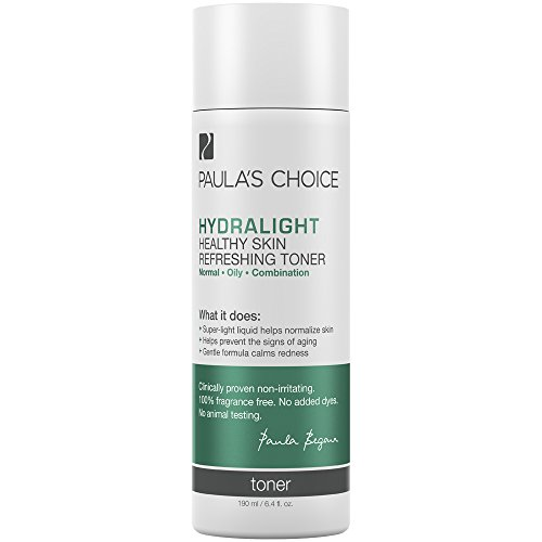 Price comparison product image Paula's Choice Hydralight Healthy Skin Refreshing Toner, 6.4 oz (1 Bottle) for Sensitive or Oily Skin of the Face and Neck