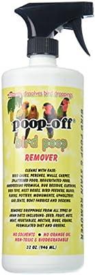 Poop-Off Bird Poop Remover Sprayer, 32-Ounce