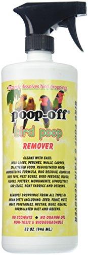 41tXs20X86L - Poop-Off Bird Poop Remover Sprayer, 32-Ounce