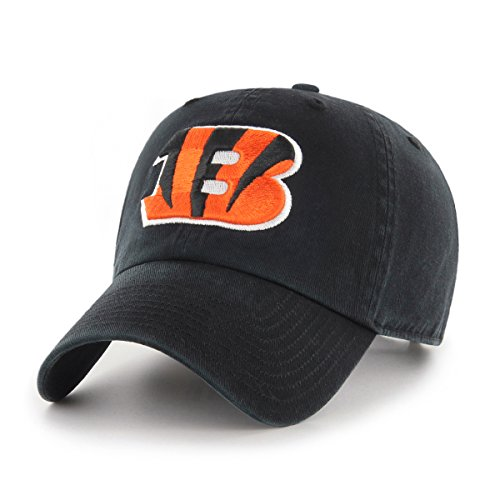 NFL Cincinnati Bengals Women's OTS Challenger Adjustable Hat, Black ()