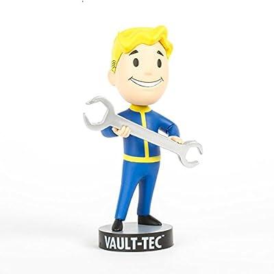 Fallout 4 Vault-Tec Vault Boy 111 Repair Bobblehead: Toys & Games