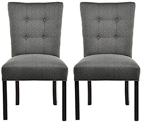 Sole Designs La Mode Collection Fanback Dining Chair
