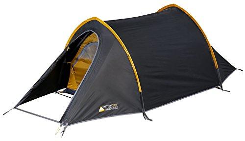 Vango Meteor 200 2 Person Tunnel Tent, Anthracite