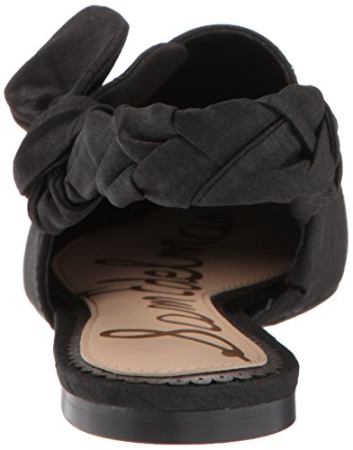 Sam Edelman Women Rivers Mule Black Dupioni