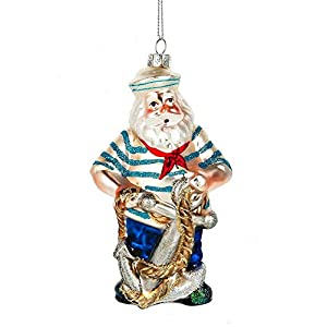 41tXut05NcL._SS300_ 500+ Beach Christmas Ornaments and Nautical Christmas Ornaments For 2020
