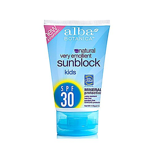 ineral Sunscreen SPF 30 4 oz ()