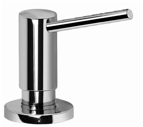 Graff Soap/Lotion Dispenser G-9923-PN Polished Nickel by Graff