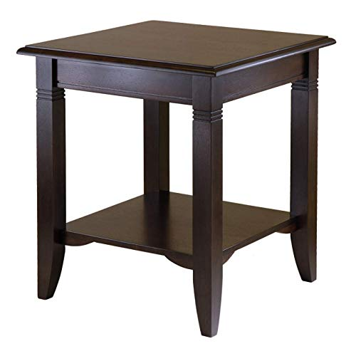 (Winsome Wood 40220 Nolan Occasional Table Cappuccino (Renewed))