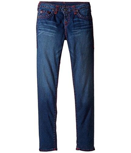 True Religion Kids Girl's Casey Super T Jeans (Big Kids) Heather Sky Jeans