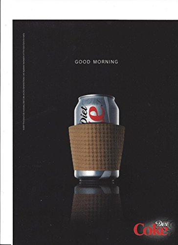 NT For 2007 Coca Cola Good Morning (Coca Cola Magazine)