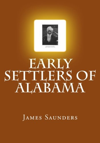 Download Early Settlers of Alabama pdf