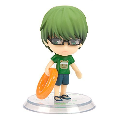 Kuroko's Basketball Chibi Summer Vacation Vol. 2 Figure - Midorima Shintarou by Animewild