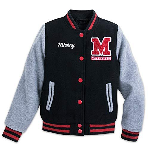 Disney Mickey Mouse Letterman Jacket for Kids Size 2 Multi456249063861]()
