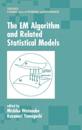 The EM Algorithm and Related Statistical Models (Statistics:  A Series of Textbooks and Monographs)