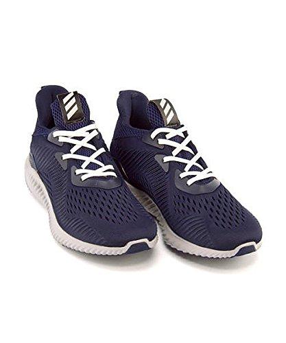 [アディダス] adidas メンズ ランニングシューズ スニーカー アルファ バウンス EM 通気性 クッション性 EE カジュアル デイリー ストリート スポーツ ALPHA BOUNCE EM BB9040