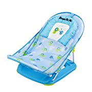 Dream On Me Purity Infant Baby Bather, Light Blue