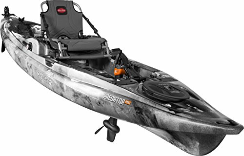 Old Town Predator PDL Pedal Fishing Kayak (Urban Camo)
