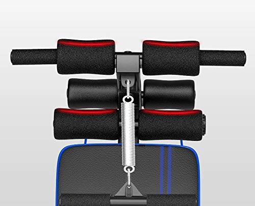 GaoMiTA Supine Board Double Folding Safety and Comfort Home Multi-Function Board Men and Women Reduce Abdominal Abdomen Fitness Equipment by GaoMiTA (Image #6)