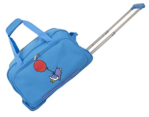 ed-heck-flying-penguin-wheeled-duffel-20-inch-sky-blue-one-size