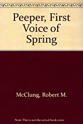 Peeper, First Voice of Spring