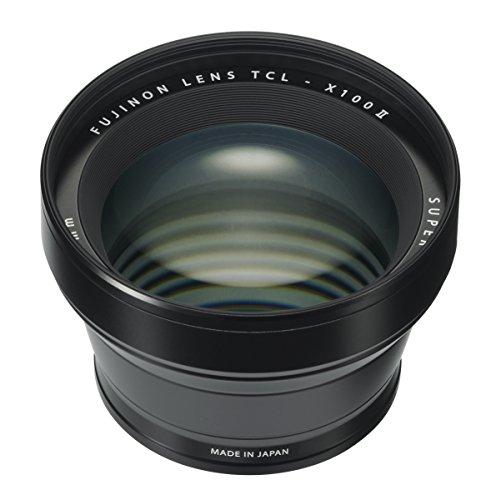 Fujifilm TCL-X100 II Tele Conversion Lens – Black (16534742)