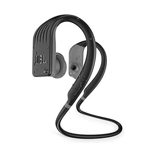 chollos oferta descuentos barato JBL Jbl Endurance Jump Wireless In Ear Sport Headphone with One Button Mic Remote Black Tapones para los oídos 25 Centimeters Negro Black